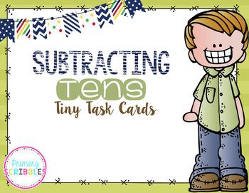 Subtracting Tens