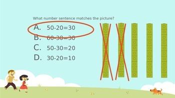 Subtracting Tens and Ones