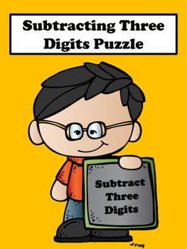 Subtracting Three Digits