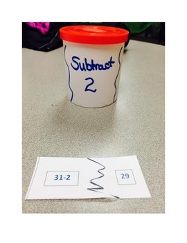 Subtracting Two Match