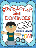 Subtracting With Dominoes Is Hands-On Fun!