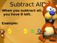 Subtracting Zero and Subtracting All Powerpoint