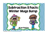 Subtracting from 11 Winter Bump
