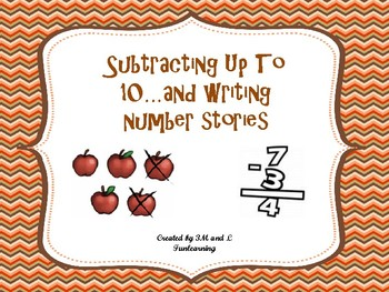 Subtracting up to 10