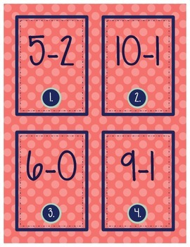 Subtracting with 0, 1, and 2 Sort