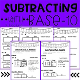 Subtracting with Base Ten- 2 Digit Numbers