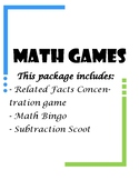 Subtraction (1-20) Games