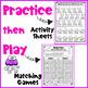 Subtraction Free NO PREP Subtraction Games