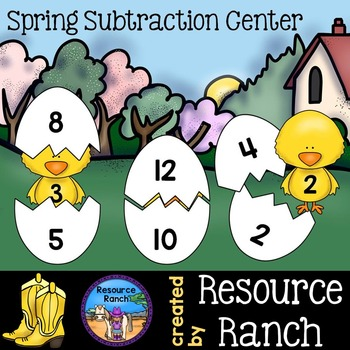 Spring Subtraction Center