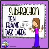 Subtraction with Ten Frames