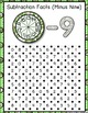 Subtraction Games: 12 Subtraction Facts Games