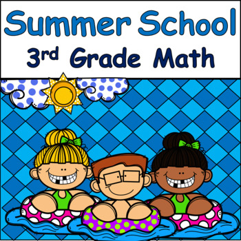 Third Grade Math Summer School Review