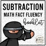 Subtraction Fact Fluency