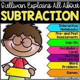 Subtraction Math Activities