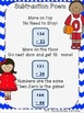 Subtraction 3 digit-2 digit with and without regrouping (M