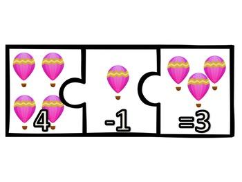 #aprilfools Subtraction 30 Puzzles