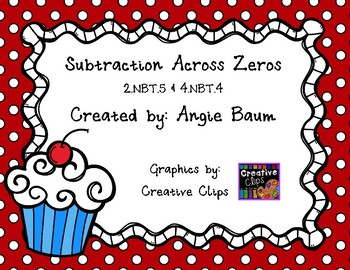 Subtraction Across Zeroes