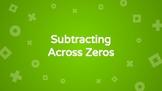 Subtraction Across Zeros Practice Problems