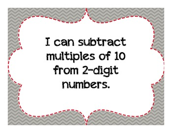 Subtraction Action!  Common Core Aligned Subtraction Practice