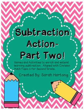 Subtraction Action {PART TWO}