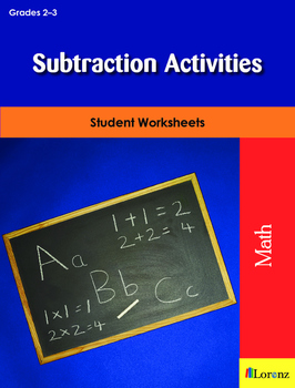 Subtraction Activities
