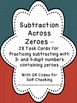 Subtraction Activities Bundle - 70 Task Cards from 3 Different Activities