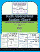 FREEBIE Subtraction Anchor Chart-  Common Core Aligned- Ma