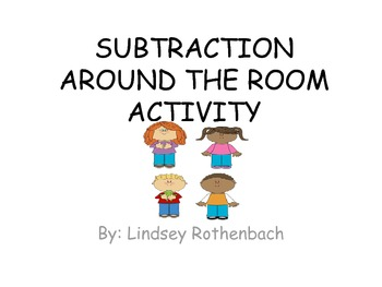 Subtraction Around the Room