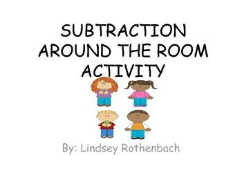 Subtraction Around the Room