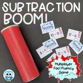 Subtraction Fact Fluency Game
