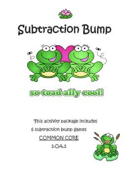 Subtraction BUMP
