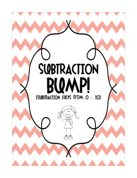 Subtraction BUMP Game