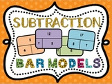 Subtraction Bar Models
