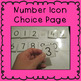 Subtraction Work Task for Autism and Special Education