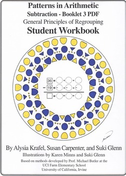 Subtraction -  Booklet 3 - General Principles of Regrouping - Student Workbook