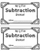 Subtraction Booklet - Within 10