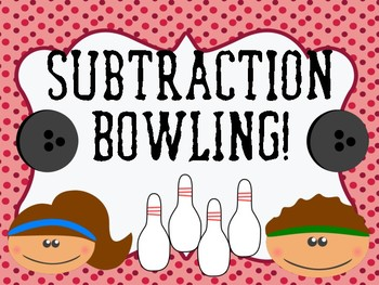 Subtraction Bowling Center