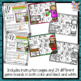 Subtraction Bump Games - Christmas themed