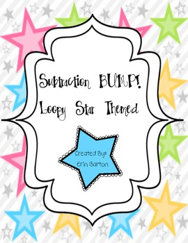 Subtraction Bump - Star Theme