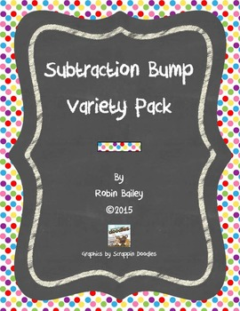 Subtraction Bump Variety Pack