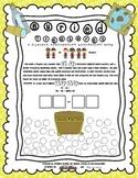 Subtraction- Buried Treasures - A 2&3 Digit Subtraction Estimation Game