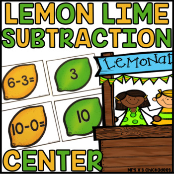 Subtraction Center Game (without regrouping)
