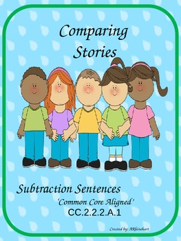 Subtraction Comparing Stories