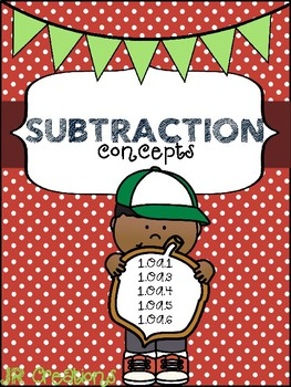 Subtraction Concepts!