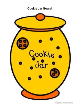 Subtraction Cookie Muncher Game