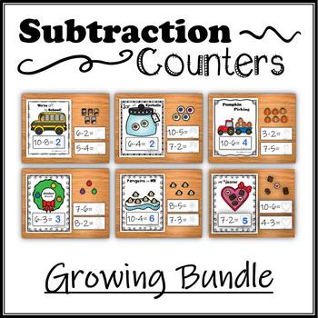 Subtraction Counters – Growing Bundle