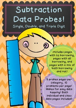 Subtraction Data Probes - With, Without, and Mixed pages i