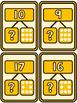 Subtraction Domino Number Bond