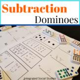 Subtraction Dominoes
