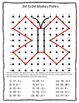 Subtraction Dot-to-Dot Mystery Picture